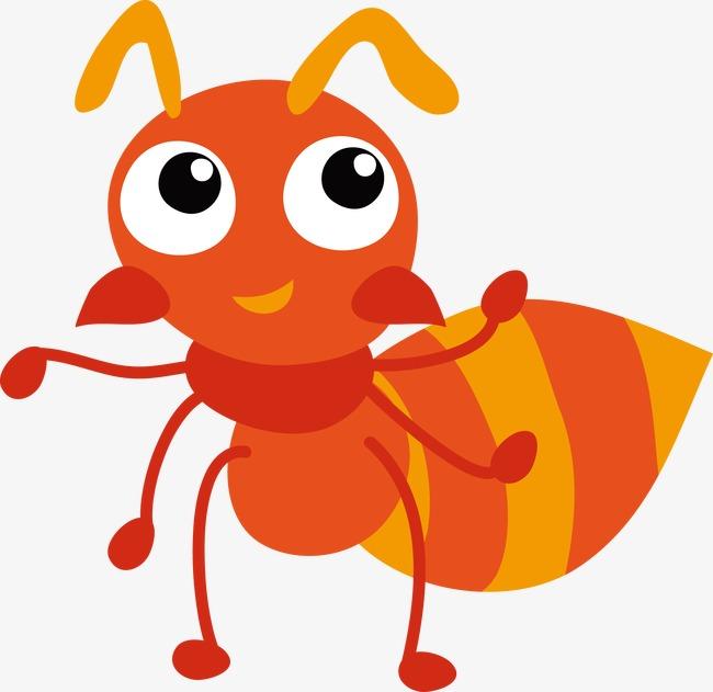 蚂蚁的家卡通画_蚂蚁窝图片图片