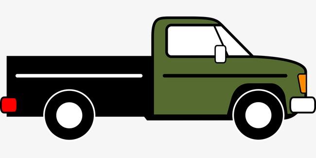 点击右侧免费下载按钮可进行 皮卡车png图片素材高速下载.