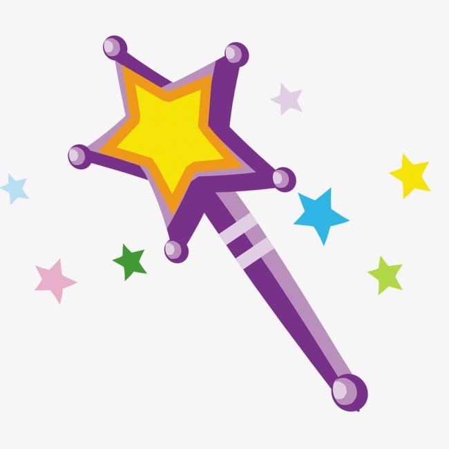 图片 > 【png】 五角星魔法棒  分类:手绘动漫 类目:其他 格式:png
