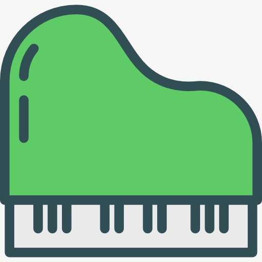钢琴内部结构图解