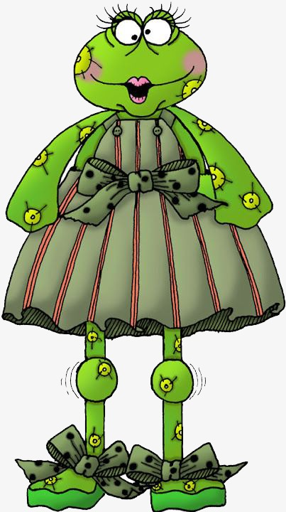 创意 卡通 手绘 青蛙 惊讶             此素材是90设计网官方设计