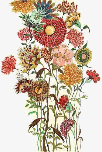 图片 花丛背景 > 【png】 花丛  分类:手绘动漫 类目:其他 格式:png