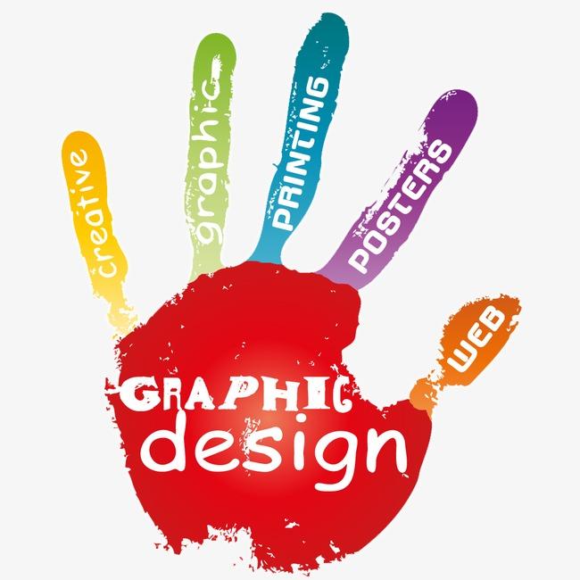图片 > 【png】 彩色手掌印  分类:手绘动漫 类目:其他 格式:png 体积