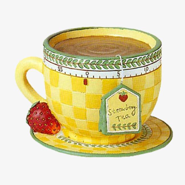 手绘咖啡杯创意卡通手绘杯子咖啡