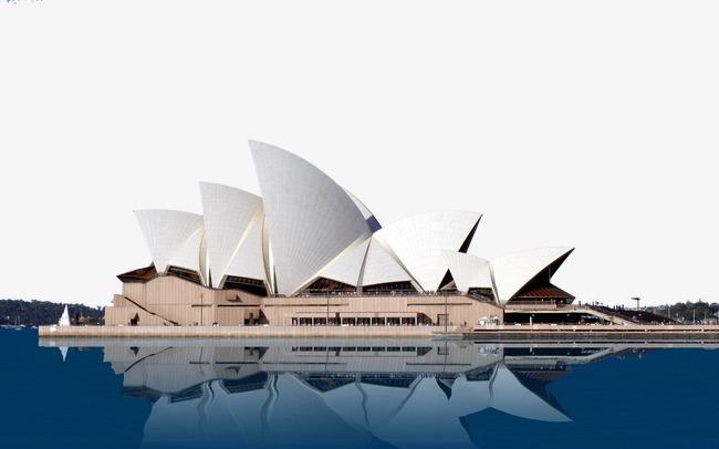 澳大利亚悉尼歌剧院图片