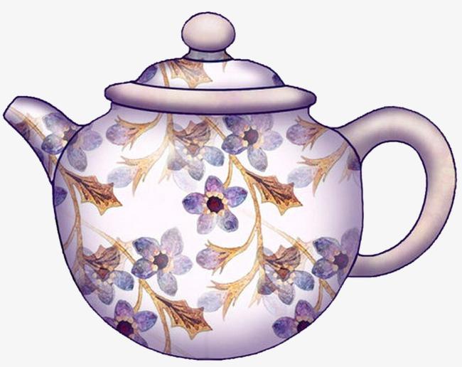 茶壶 创意 卡通 手绘             此素材是90设计网官方设计出品,均