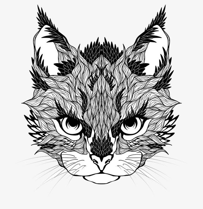 动物 抽象图案 绘画             此素材是90设计网官方设计出品,均