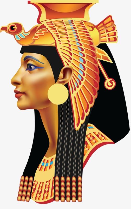 手绘埃及法老素材图片免费下载 高清卡通手绘png 千库网 图片编号图片