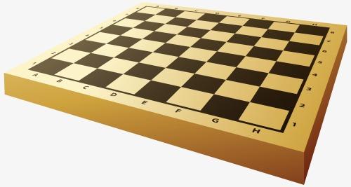 手绘国际跳棋棋盘