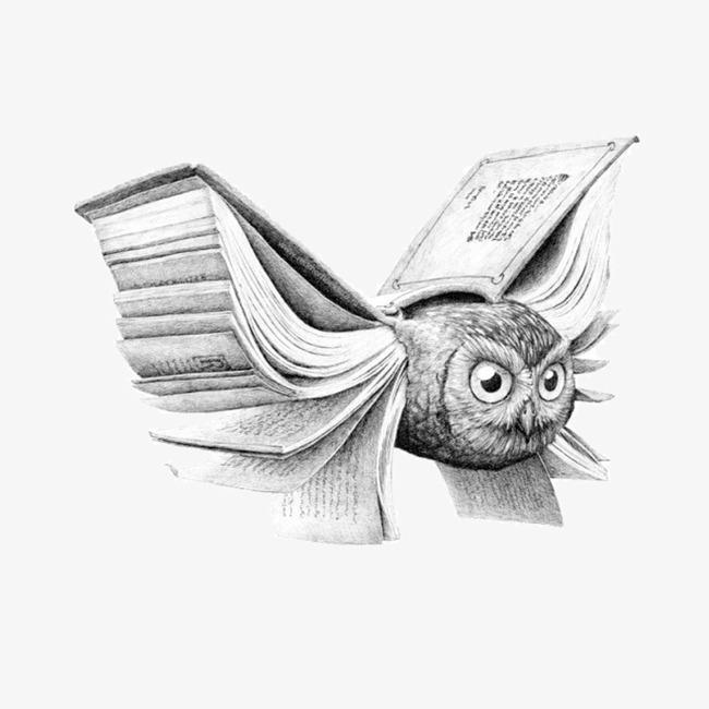 手绘卡通_动物手绘png素材-90设计
