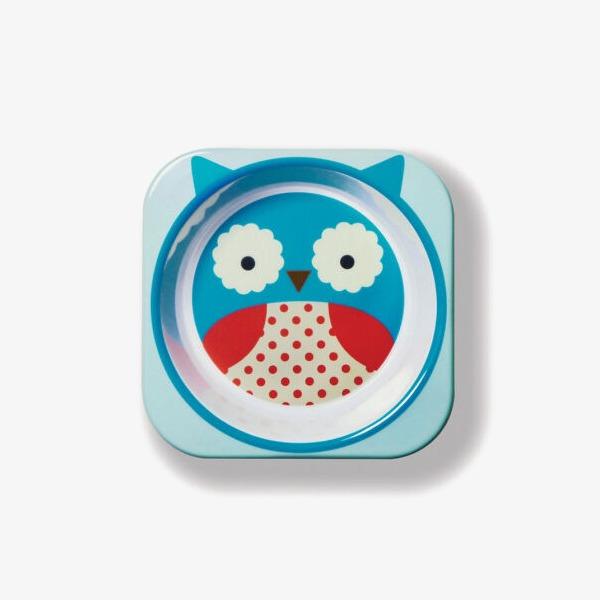 婴儿可爱餐具宝宝碗餐包-猫头鹰