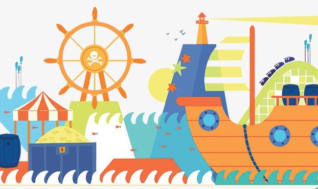 图片 > 【png】 游乐园场景  分类:手绘动漫 类目:其他 格式:png 体积