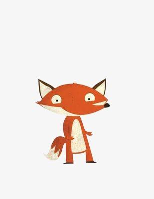 图片 > 【png】 卡通手狐狸  分类:手绘动漫 类目:其他 格式:png 体积