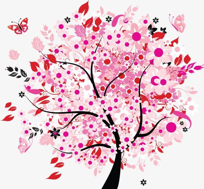 图片 > 【png】 樱花树  分类:手绘动漫 类目:其他 格式:png 体积:0.