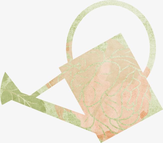 图片 > 【png】 彩色手绘浇水壶  分类:手绘动漫 类目:其他 格式:png