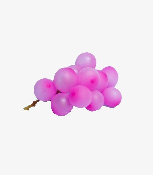 气球 葡萄 创意 艺术             此素材是90设计网官方设计出品,均