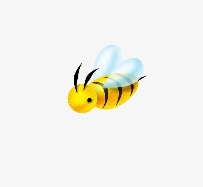 卡通蜜蜂 蜜蜂             此素材是90设计网官方设计出品,均做版权图片