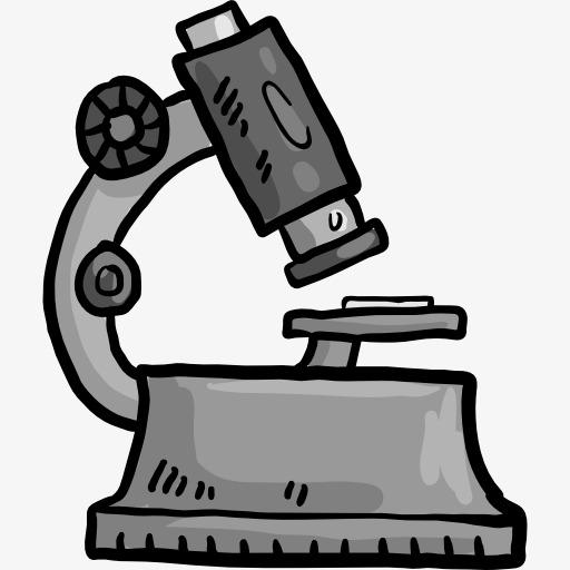 图片 显微镜图 > 【png】 显微镜  分类:手绘动漫 类目:其他 格式:png