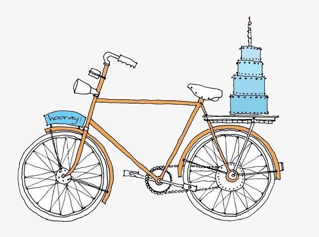 图片 自行车psd > 【png】 自行车  分类:手绘动漫 类目:其他 格式:pn