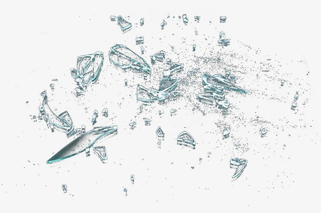 手绘玻璃质感怎么画