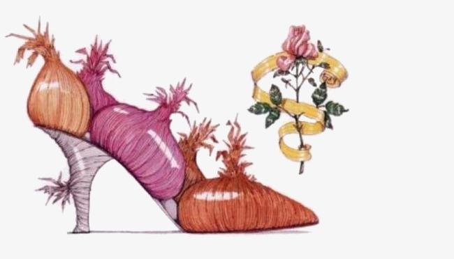 海報鞋子 創意鞋子png素材 90設計