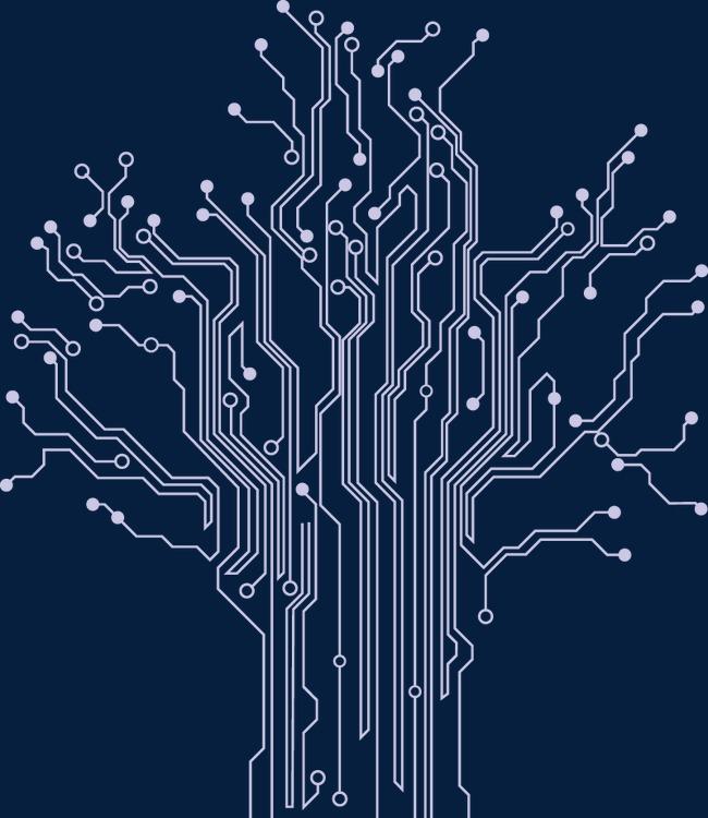 矢量科技电路板树