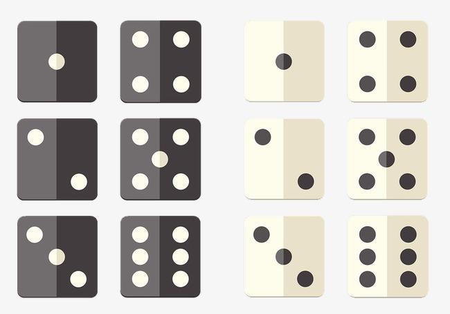 骰子纸质手工制作图解
