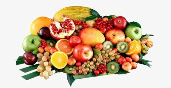 水果大杂烩png素材-90设计