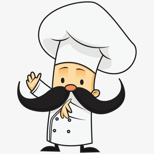 图片 > 【png】 矢量可爱卡通厨师  分类:手绘动漫 类目:其他 格式