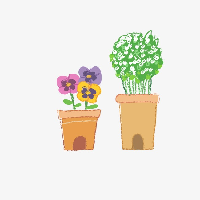 鲜花风景好头像