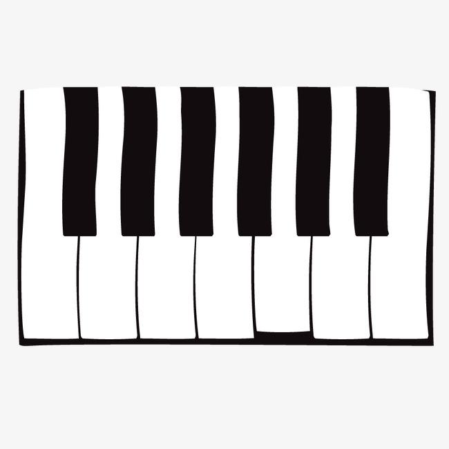 手绘钢琴素材图片免费下载_高清装饰图案png_千库网