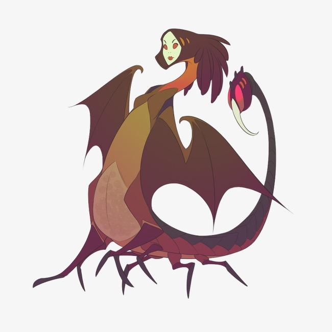 图片 > 【png】 蝎子  分类:手绘动漫 类目:其他 格式:png 体积:0.