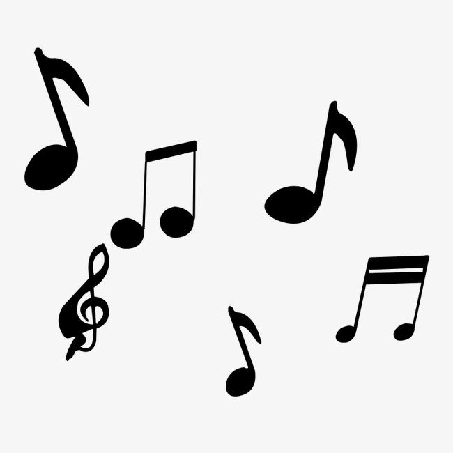 跳动音符乐符素材图片免费下载 高清漂浮素材psd 千库网 图片编号4642439图片