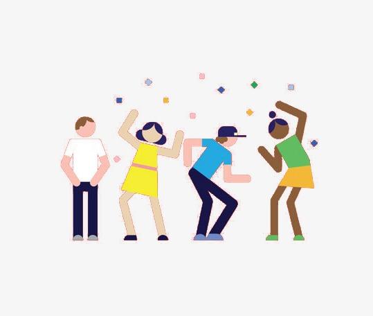 图片 > 【png】 跳舞人群  分类:手绘动漫 类目:其他 格式:png 体积:0