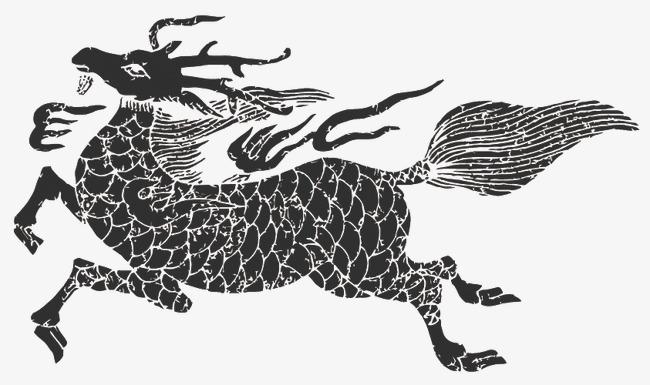 图片 > 【png】 麒麟  分类:手绘动漫 类目:其他 格式:png 体积:0.