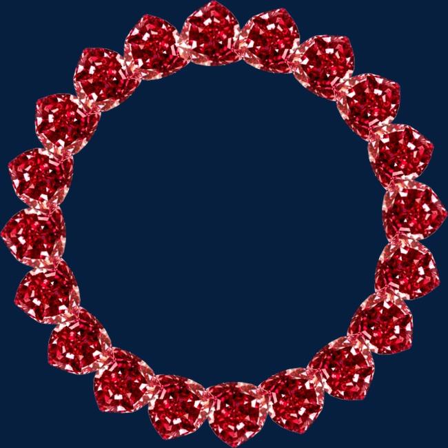 尺寸:657*657 90设计提供高清png装饰元素素材免费下载,本次红宝石