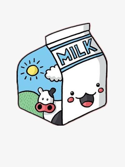 图片 可爱卡通 > 【png】 可爱牛奶瓶  分类:手绘动漫 类目:其他 格式