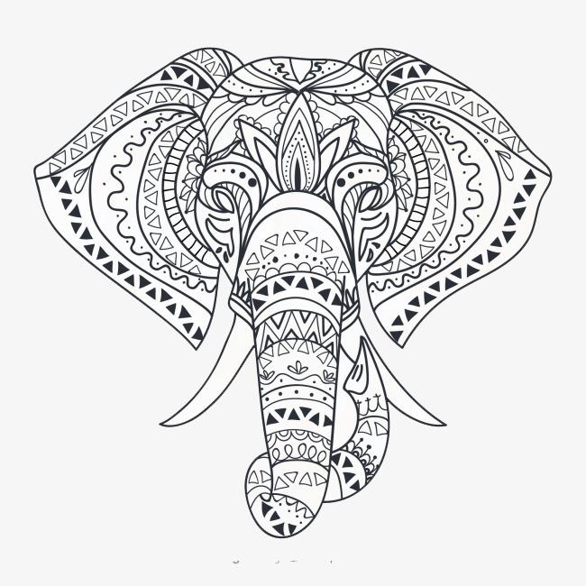简笔画 设计 矢量 矢量图 手绘 素材 线稿 650_650