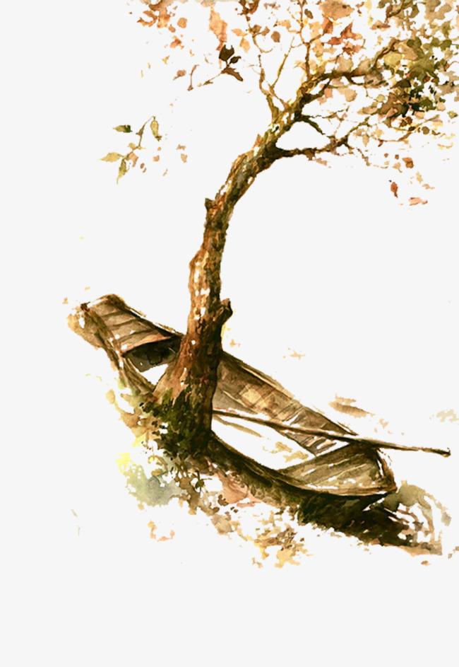 手绘枫树素材图片免费下载 高清图片png 千库网 图片编号4815679图片