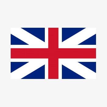 手绘英国国旗
