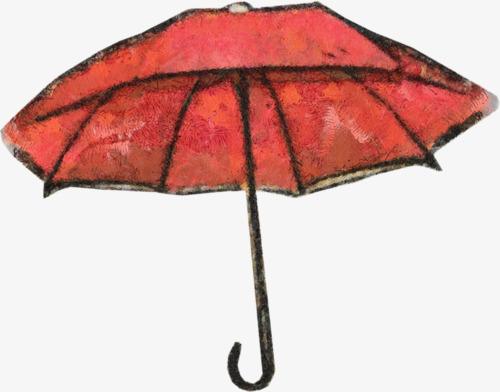 图片 > 【png】 红雨伞  分类:手绘动漫 类目:其他 格式:png 体积:0.