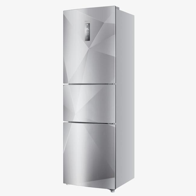 海尔电冰箱png素材-90设计