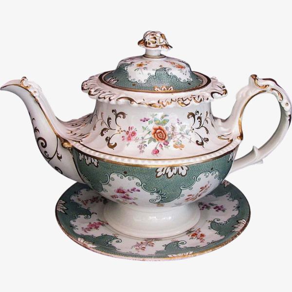 欧式高档茶壶