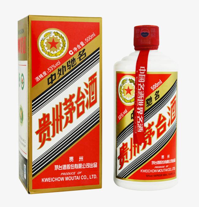 贵州茅台酒包装图片