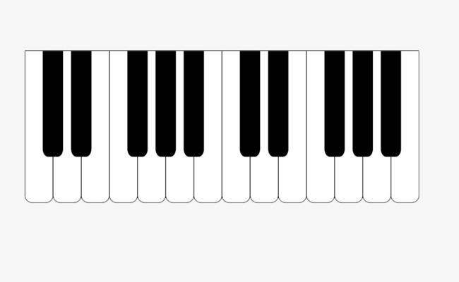 键盘钢琴图片