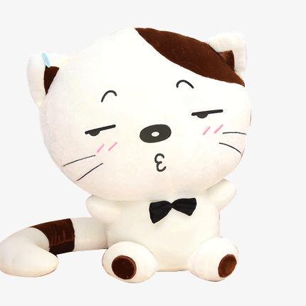 可爱猫咪公仔实物图素材图片免费下载 高清产品实物png 千库网 图片图片