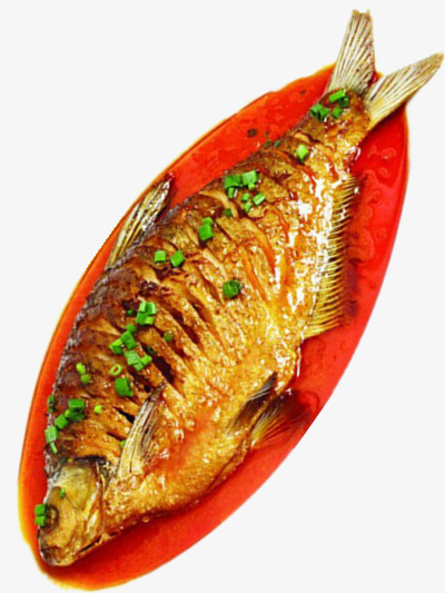 美味红烧鱼图片
