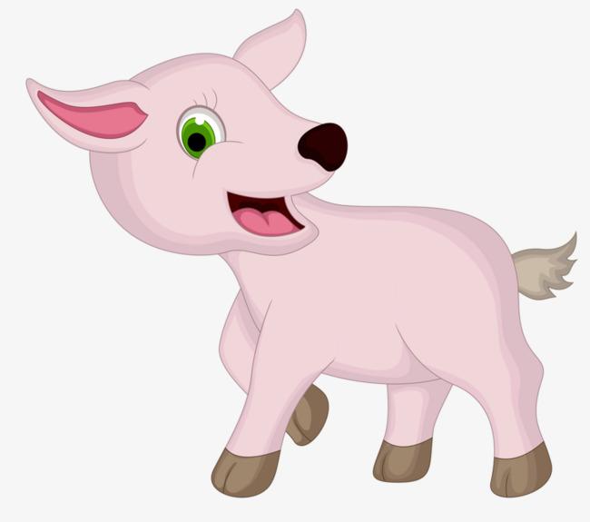 动物 家禽 小羊 可爱             此素材是90设计网官方设计出品,均