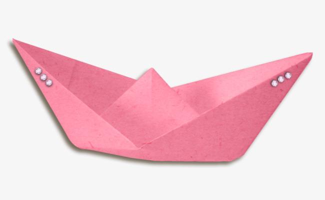 幼儿园卡纸船图片