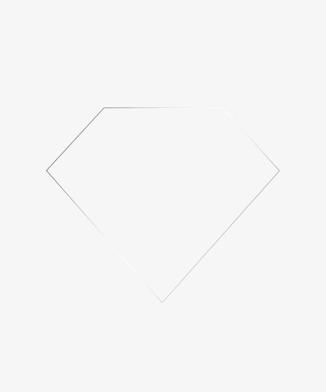 钻石形状标题框素材图片免费下载_高清边框纹理png_千